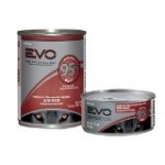 EVO Canned Dog Food (Case of 12), Beef, 13.2 oz