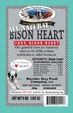 Boulder Dog Food Company Bison Heart 5 oz