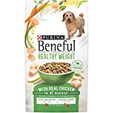 Purina Beneful Healthy Weight With Real Chicken Dry Dog Food - 6.3 lb. Bag