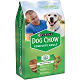 Purina Dog Chow Complete Adult Dog Food 4.4 lb. Bag (4 Packs)