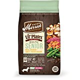 Merrick Lil' Plates Small Breed Grain Free Real Chicken + Sweet Potato Small Breed Senior Dry Dog Food, 4lbs.