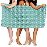 Dogs Puppy Dog Breed Adult Soft Microfiber Printed Beach Towel For Swimming,surf,Gym,spa 80cm130cm