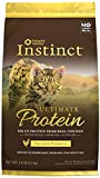 Instinct Ultimate Protein Grain Free Chicken Formula Natural Dry Cat Food By Nature'S Variety, 5 Lb. Bag